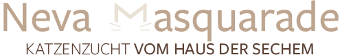 Neva Masquarade – Katzenzucht vom Haus der Sechem Logo